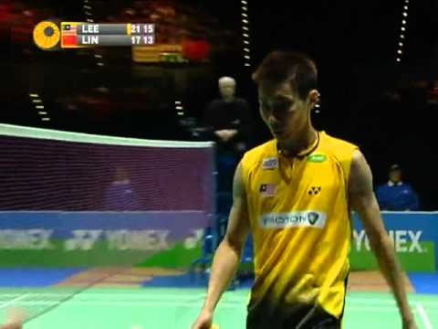 2011 AE LINDAN VS LEE CHONG WEI 2