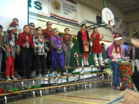 Julian Elementary School Christmas Program 2014