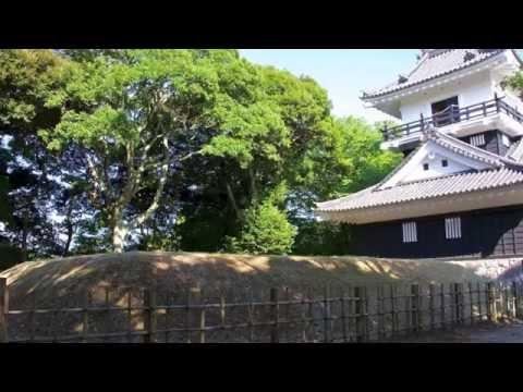 Kururi Castle, Kimitsu, Chiba Prefecture, Japan