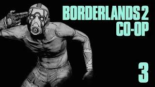 Прохождение Borderlands 2 (Кооператив) [60 FPS] — Часть 3: Босс: Вильгельм