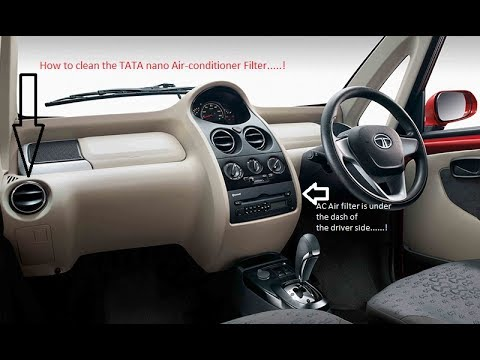 Tata nano air conditioneracdashboard filter cleaning youtube tata nano air conditioneracdashboard filter cleaning asfbconference2016 Gallery