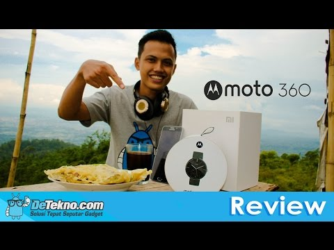 Review Motorola Moto 360 Indonesia