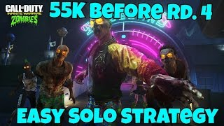Zombies In Spaceland: $55 K Before Round 4 Strategy (No Glitching) (Legit Will Always Work)