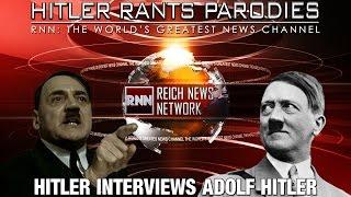 Hitler interviews Adolf Hitler