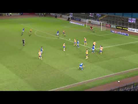 Carlisle Mansfield Goals And Highlights