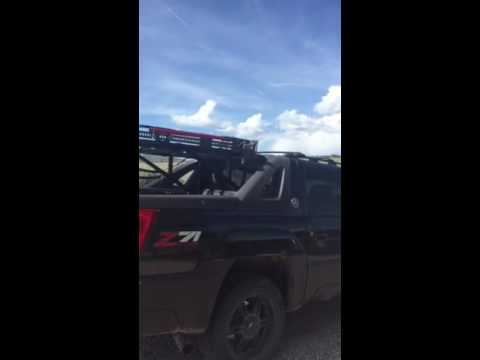 chevy avalanche expedition rack youtube
