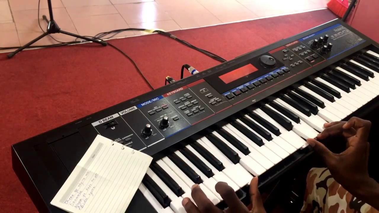 How to play Ghanaian worship songs 1