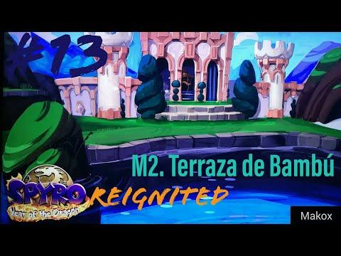 Spyro 3 Reignited 13 M2 Terraza De Bambú Youtube