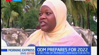 ODM Party's hidden card ahead of 2022 political campaigns | KTN News Morning Express