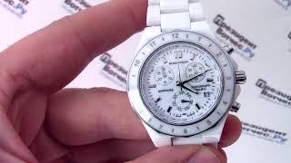 Годинник Romanson TM 1231H MW(WH) - відео огляд від PresidentWatches.Ru