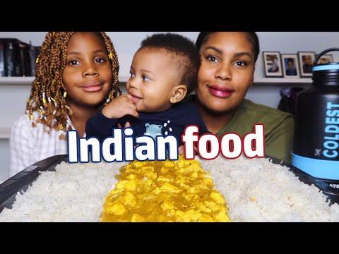 indian-food-korma-mukbang-|-c'est-beaucoup-trop-bon-😍