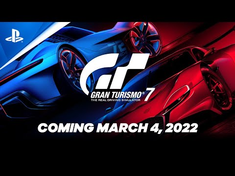 Gran Turismo 7 - PlayStation Showcase 2021 Trailer   PS5