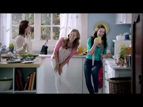 "Clorox Bleach ""LOL"" TV Commercial - YouTube"