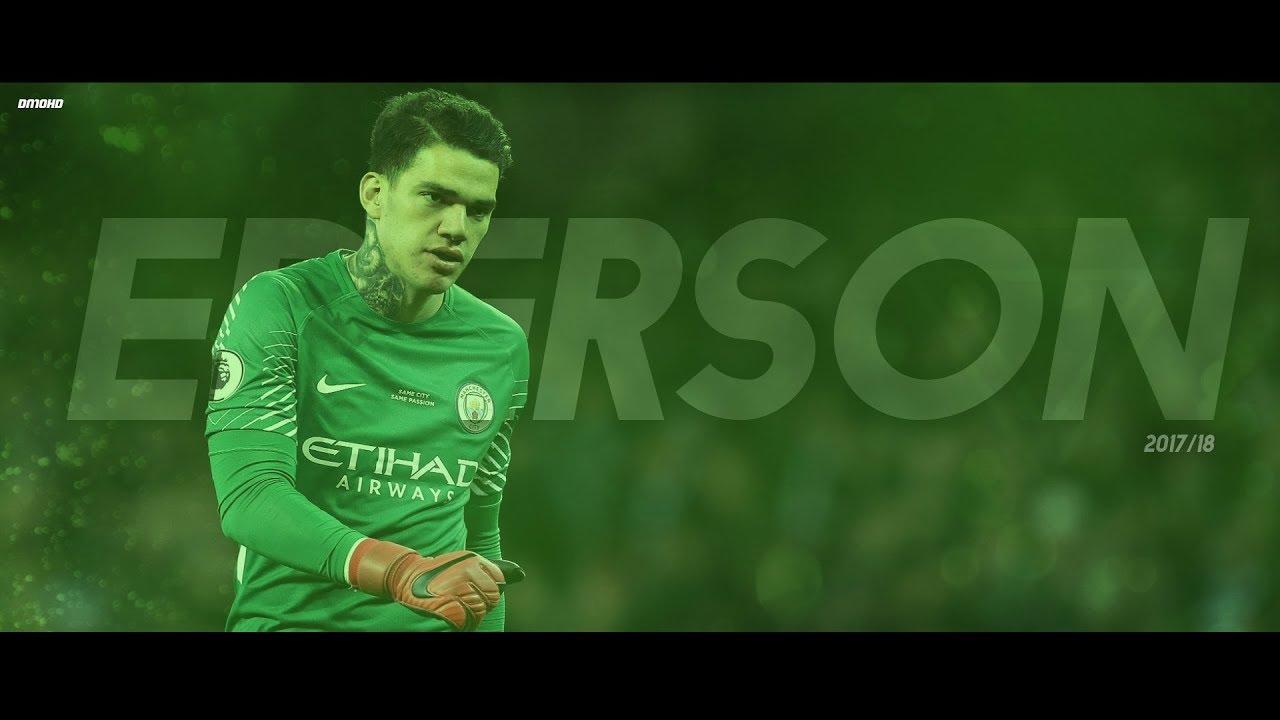 Ederson Moraes - Amazing Saves