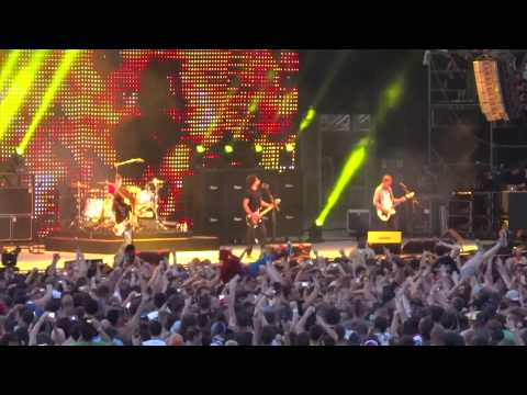 Alice In Chains Rooster  @ Rock On The Range 2013 5192013