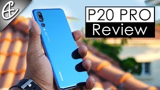 Huawei P20 Pro Review - Amazing Triple Cameras Worth the Price?