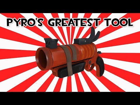 TF2: Pyro's Greatest Tool