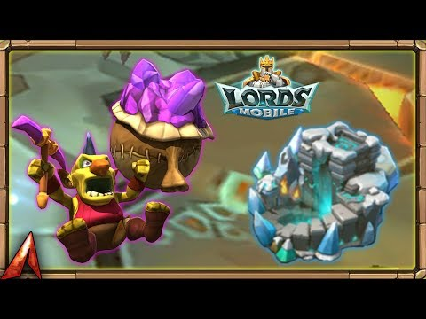 Going For JACKPOT In Labyrinth! Lords Mobile