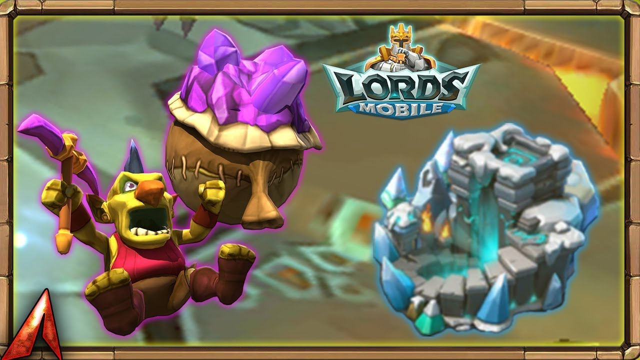 Lords Mobile Auto Farm Bot & Cheats | LordsBot v3 0 | Lords Mobile