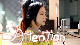 Charlie Puth - Attention ( cover by J.Fla)