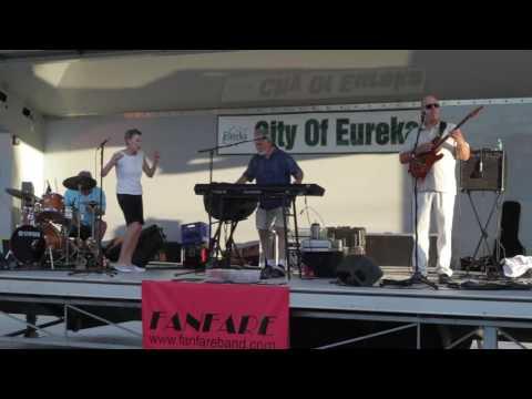 "09 - The Fanfare Band - ""Tore Down"" - Eureka, MO - Music On Main - 20170616"