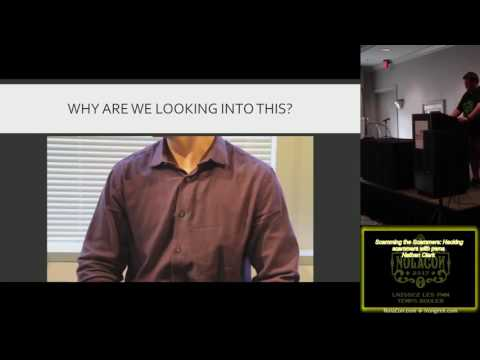 NolaCon 2017 GBD15 Scamming the Scammers Hacking scammers with pwns Nathan Clark