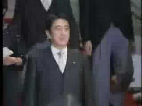 PM Abe In China