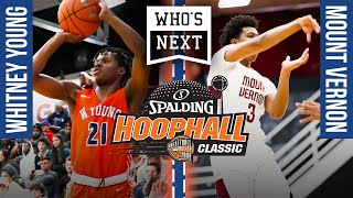 Whitney Young (IL) vs. Mount Vernon (NY) - 2020 Hoophall Classic - ESPN Broadcast Highlights