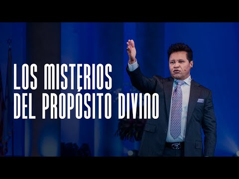 Los Misterios Del Propósito de Dios   Guillermo Maldonado