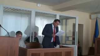 Дело Хлюпина.23.07.15 Адвокат В.Рыбин о фабрикации уголовного дела Хлюпина.<