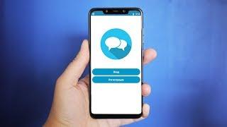 Как создать андроид приложение Чат мессенжер с уведомлениями - анонс нового Продвинутого курса