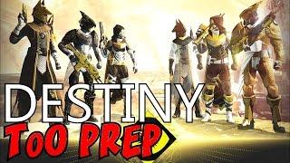 "DESTINY: TRIALS of OSIRIS PREP! ★ ""Destiny Crucible: Elimination"" Gameplay"