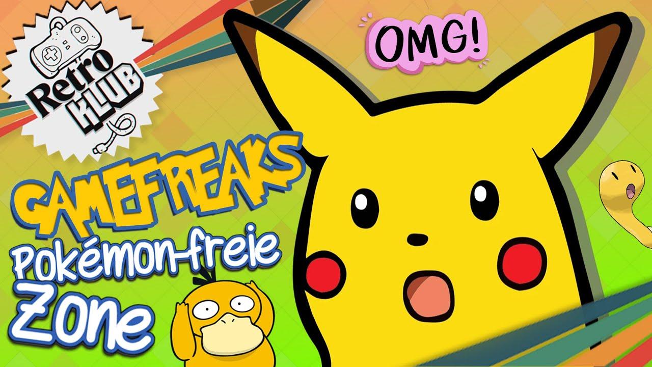 Pokémon-freie Zone: Game Freaks geheime Spiele | Retro Klub