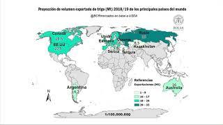 아르헨티나, 대통령 당선자 알베르또 페르난데스, 곡물 …