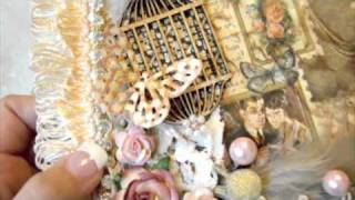 Shabby Chic Le Romantique Cigar Box