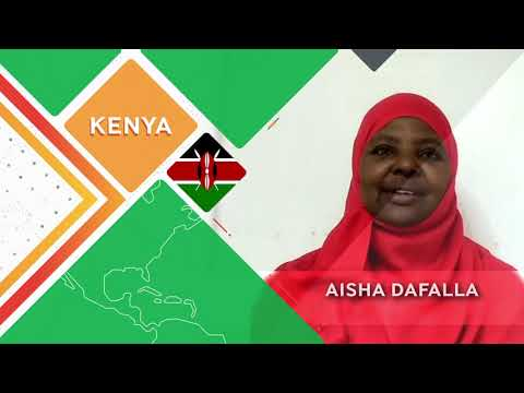 Kenya's Aisha Dafalla Is One Of The Country's Most Accomplished Blood Donors