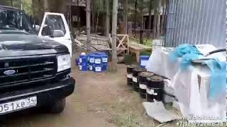 видео Как производится пропитка для бетона своими руками