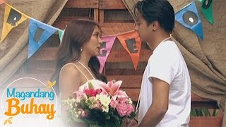 magandang buhay kathryn and daniel get married