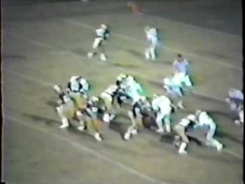 Covington High School Football Highlights 1987 Part 1