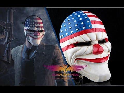Как сделать маску далласа 437