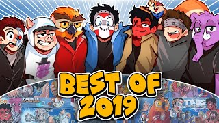 THE ABSOLUTE BEST OF H2O DELIRIOUS AND FRIENDS IN 2019!!!