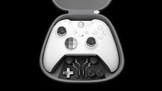 Vuelve el mando Xbox Elite, ahora en blanco.
