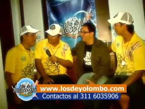 Ver Video de Juan Fernando Velasco JUAN FERNANDO VELASCO canta con LOS DE YOLOMBÓ