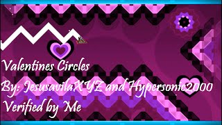 Valentines Circles by JesusavilaXYZ and HyperSonic2000 (Verified by Me)