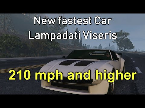 GTA Online: New fastest Car - more than 200 mph speed boost