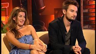 Алан и Жанна Бадоевы.
