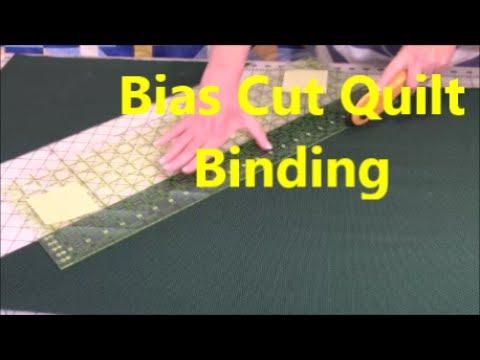 Bias Cut Binding
