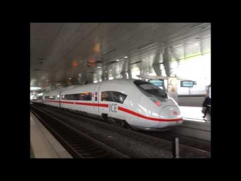Deutsche Bahn - InterCity Express (ICE) Compilation