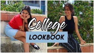 College Look Book | Outfits for College | Pretty Little Makers