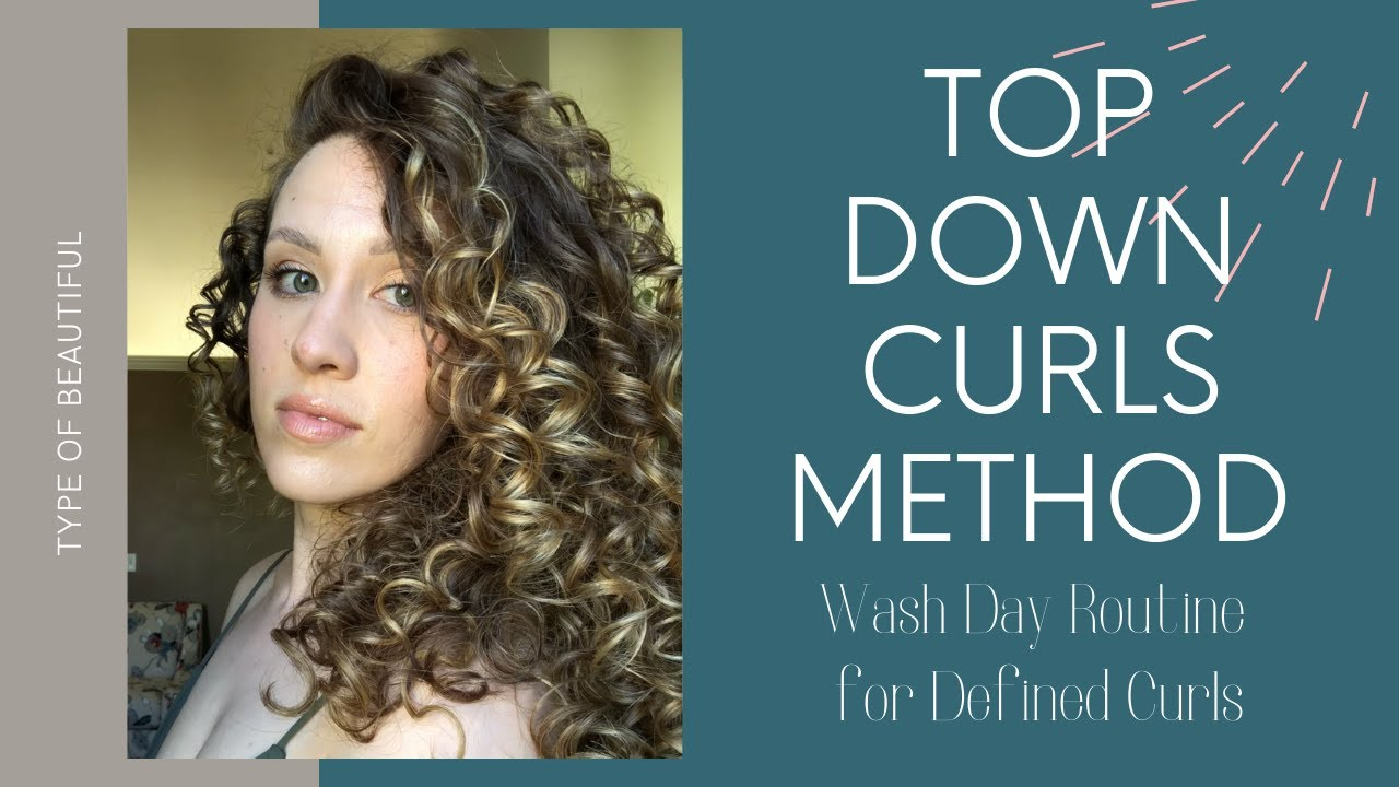 Plump Method for Curls   Great Wash Day Method for Type 20a 20c ...
